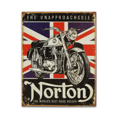 Norton Best Road Holder Sign