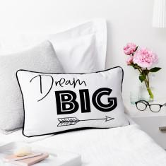 Dream Big Boudoir Cushion