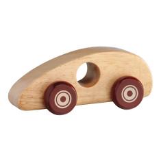 Natural Wooden Car