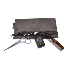 Beard Care & Scissor Set