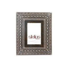 Midnight Painted Wood Frame