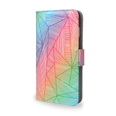 Billy Rays Neon Smartphone Wallet Phone Case