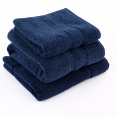 Supima Cotton Bath Collection - Navy