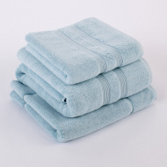 Supima Cotton Bath Collection - Ice Blue