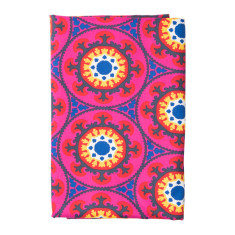 Moroccan Pink Tablecloth