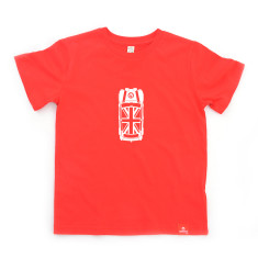 Mini top view kid's t-shirt