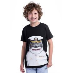 Shark kid's tee