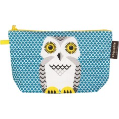 Snow Owl pencil case