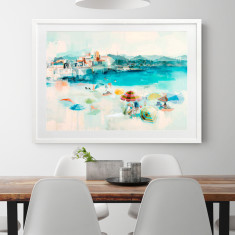 Down By The Bay | Framed Art