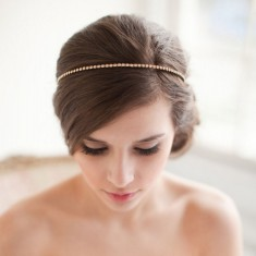 Cute crystal headband