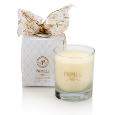 Fragrant Christmas Candle