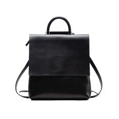 Urban black rucksack