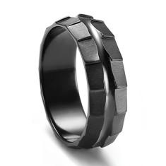 Rotar Black Zirconium Custom Ring