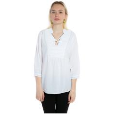 Light cotton shirt in black
