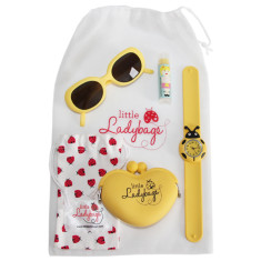 Yasmina Yellow - Girl's Accessory Gift Pack