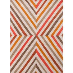 Poppy hand-tufted wool rug