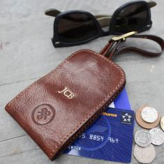 Ledro Leather Luggage Tag