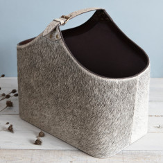 Hide Storage Basket