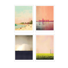 Western Australia scenery notecards & envelopes (pack of 8)