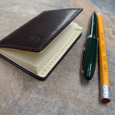 Personalised Caldana Mini Pocket Leather Address Book
