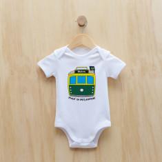 Personalised tram bodysuit