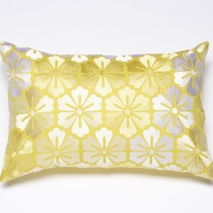Josephine gold cushion