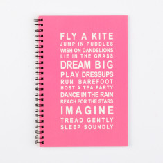 Dreams for your girl journal
