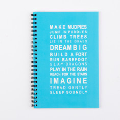 Dreams for your boy journal
