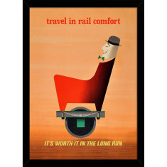 British Railways Print
