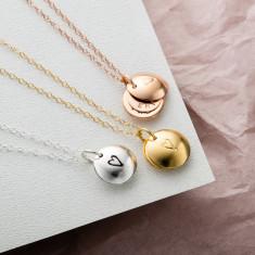 Personalised Secret Message Necklace