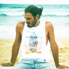 Surf repeat tank