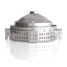Monumini stainless steel Royal Albert Hall model kit