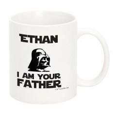 Personalised I Am Your Father Mug