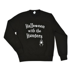 Halloween With The… Unisex Sweatshirt Jumper