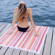 Santa Cruz - Large Beach Towel