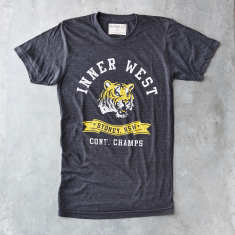 Inner west tiger vintage t-shirt