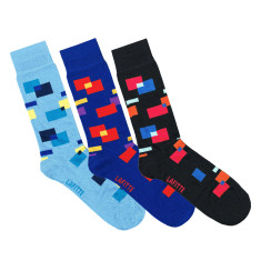 Lafitte small square socks (various colours)
