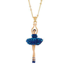 Ballerina Necklace - Aurora Blue