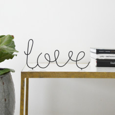 Love Wire Word