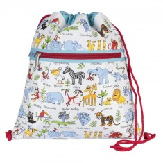 Tyrrell Katz Jungle Animals Kit Bag