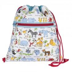 Tyrrell Katz Jungle Animals Kit Bag