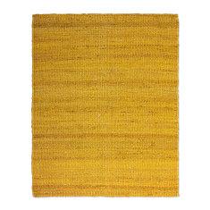 Jute saffron rug