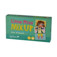 Little Miss mix up card game
