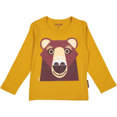 Brown Bear long sleeved T-shirt