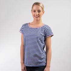 Monday stripey tee