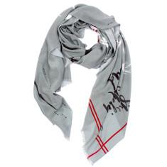 Nara elle silk scarf