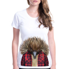 Echidna women's fitted tee