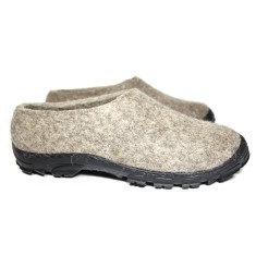 Women's Wool Shoes In Cappuccino