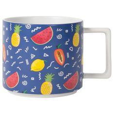 Designer Mug Fruit Party