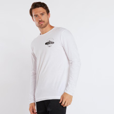 Speed fiend long sleeve tee